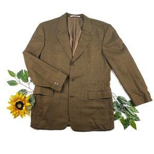 Hugo Boss Made in Germany Wool Sports coat blazer